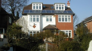 16% carbon reduction this year in our 100 Homes project
