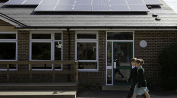 Inspirational low energy primary school