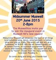 Looking forward to Midsummer Muswell