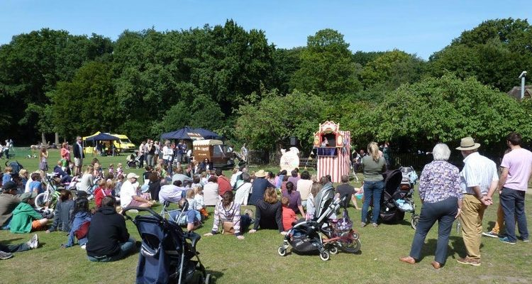 Highgate Wood Heritage Community Day 3rd September 11am – 4pm