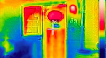 Our thermal imaging group has been out and about