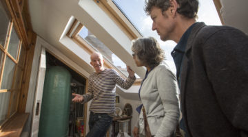 Visit a Green Open Home